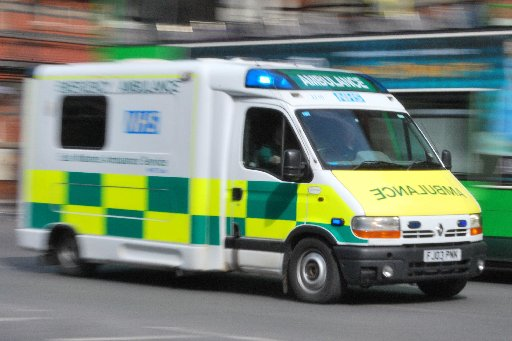 Ambulance service is £900K over budget