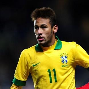 Echo: Neymar scored one goal and created another as Brazil beat Mexico