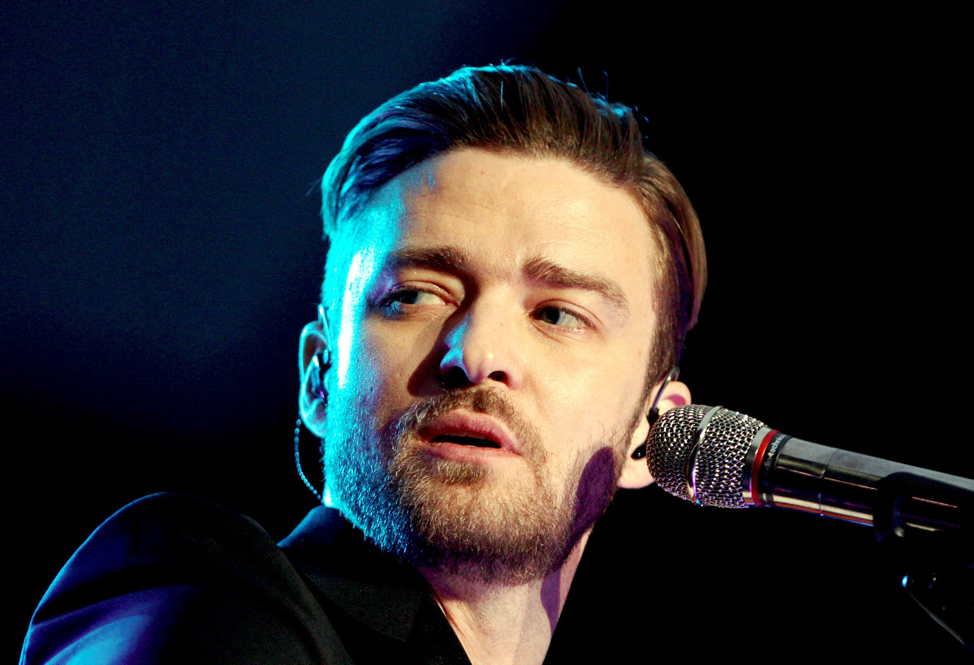 Justin Timberlake rumoured to be head