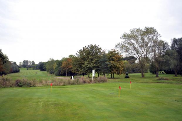 Echo: Basildon golf course