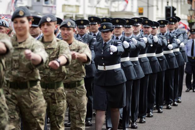 Echo: Southend Armed Forces Day plan unveiled