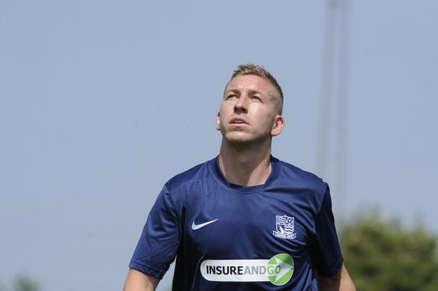 Freddy Eastwood - contemplating quitting football following his release from Southend United