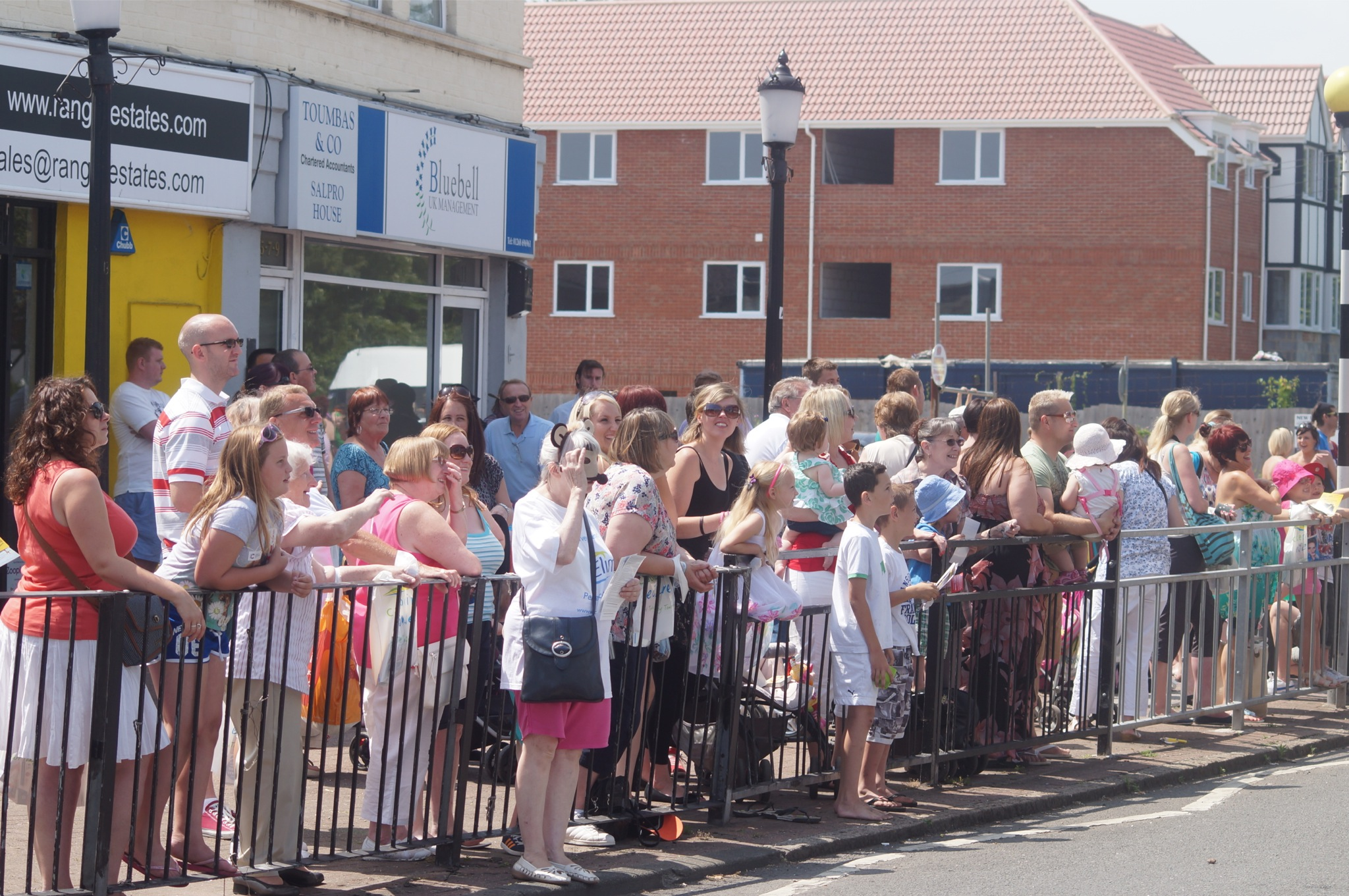 Excitement builds for tomorrow's Canvey Carnival
