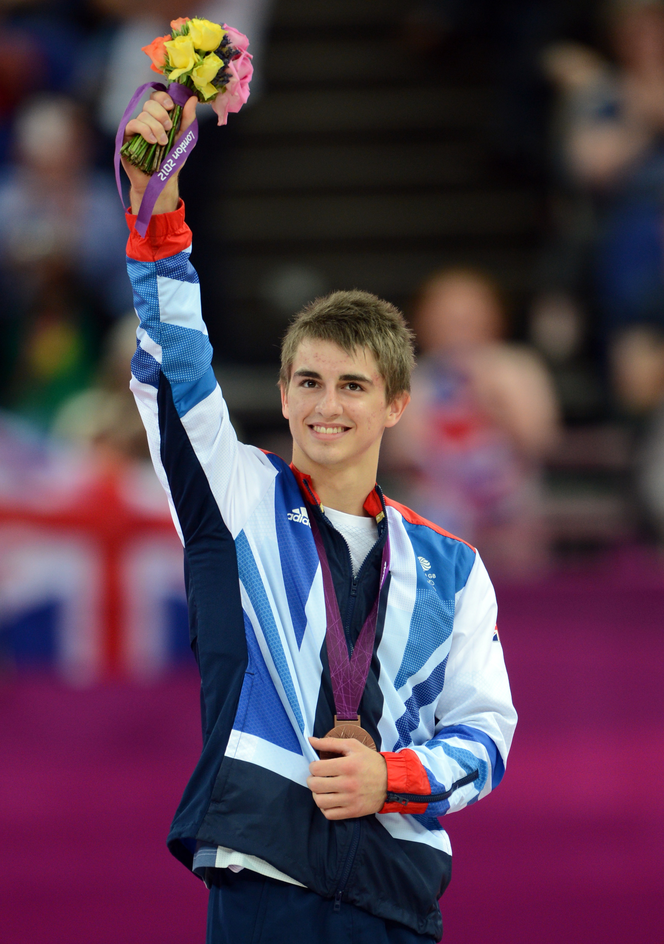 Proud - Max Whitlock