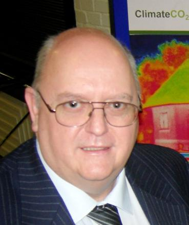 Terry Cutmore - leader of Rochford Council