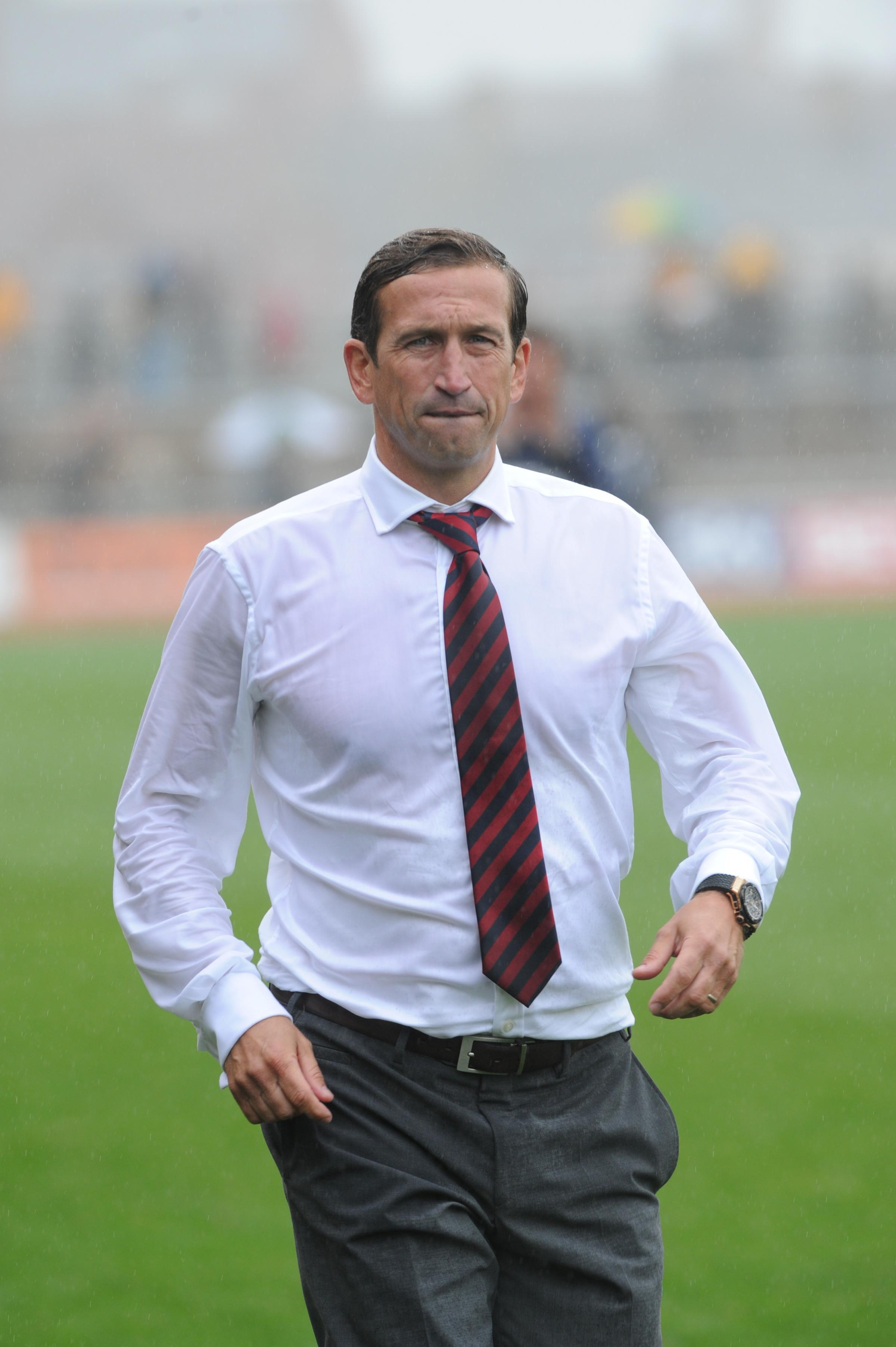 Justin Edinburgh - back at Southend United this evening