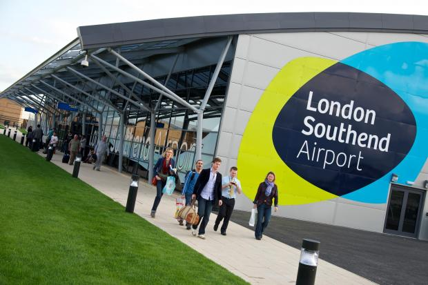 Echo: Southend Airport