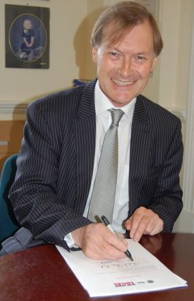 Criticised – Southend West MP David Amess