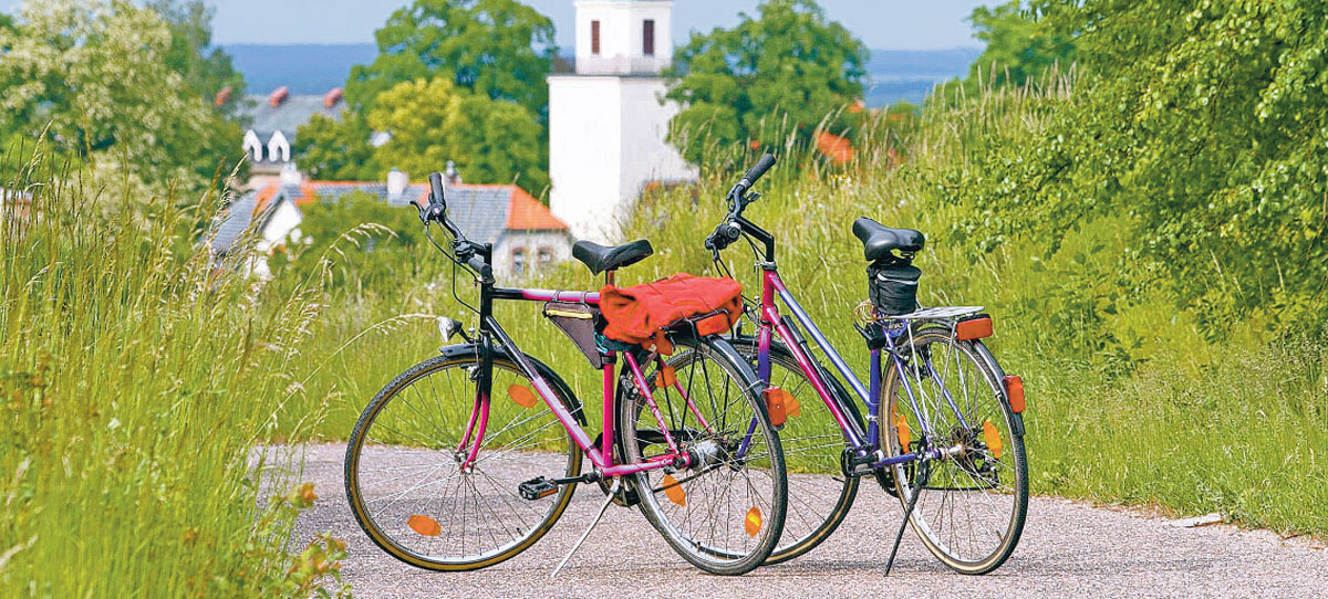 'On yer bike' - Take to two wheels and celebrate National Cycle to Work Day