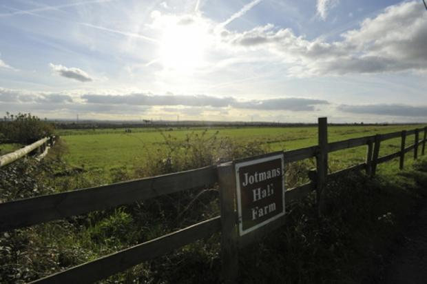 Green belt under threat as developer appeals