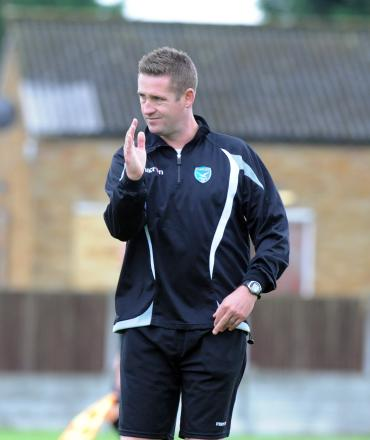Wanted more — Danny Heale felt Canvey should have taken three points instead of one
