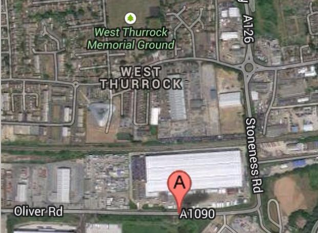 Reports: Explosion at chemical plant in West Thurrock