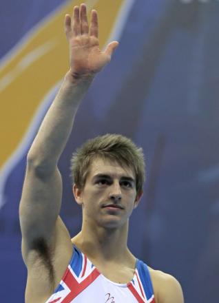 Max Whitlock will be joined by gymnasts from Belgium next week