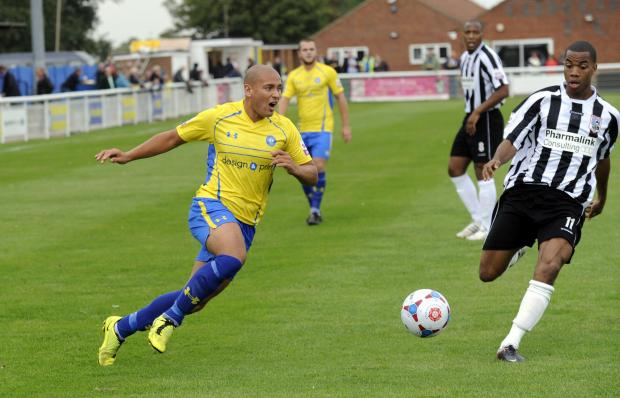 Concord Rangers 2-0 Weston-super-Mare