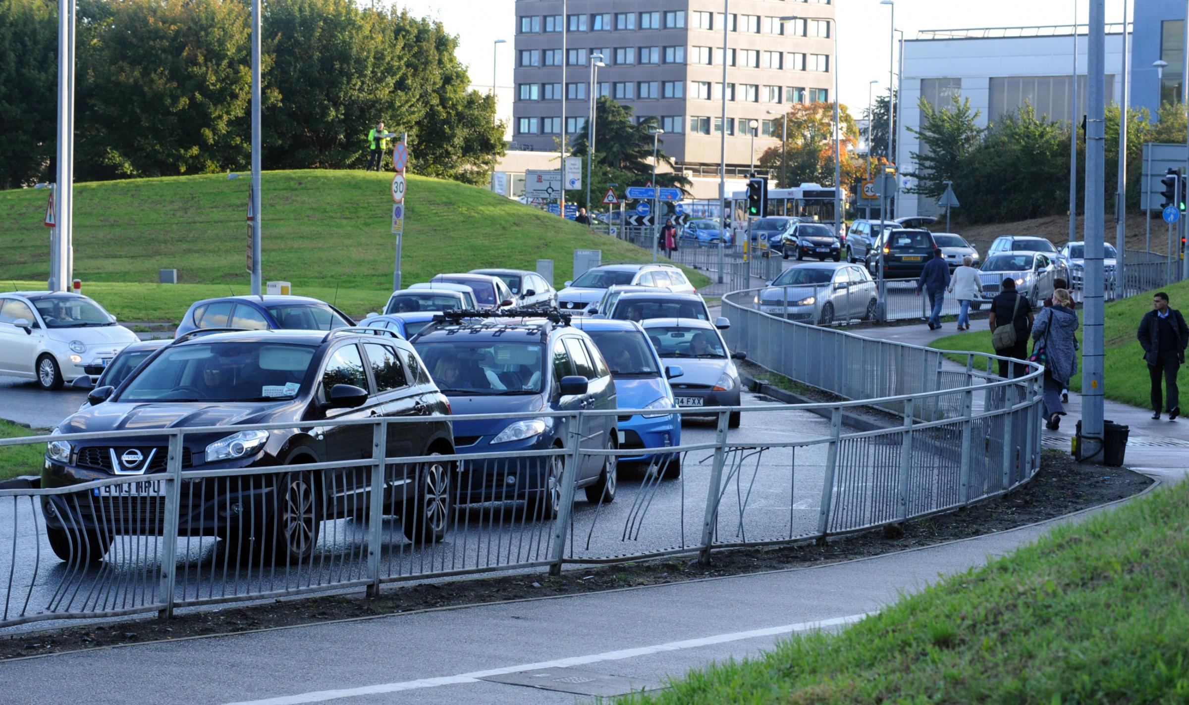 £3m scheme to end Basildon traffic woe