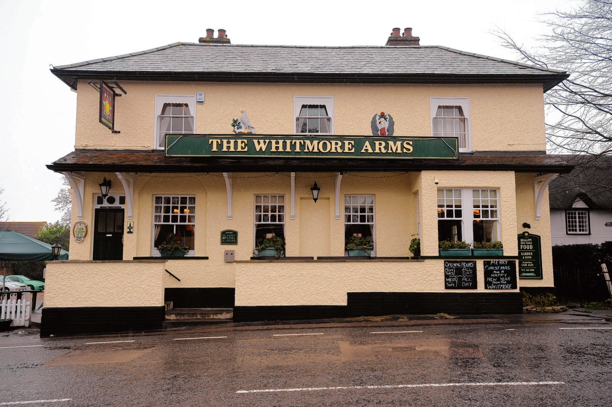 WHITMORE ARMS, RECTORY ROAD, ORSETT, GRAYS, RM16 3LB. 01375 891259