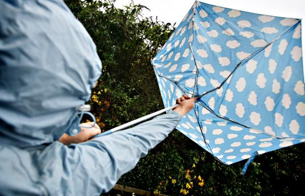Echo: Severe weather warning issued for Thurrock