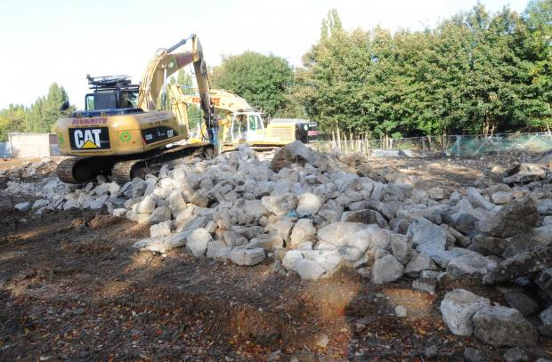 New pub WILL open yards from Saxon King's site after dig fails to find new treasures