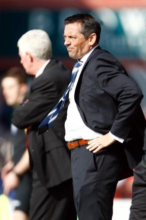 Phil Brown - heading to York City this weekend