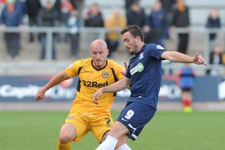 Craig Reid - struggled while with Southend United
