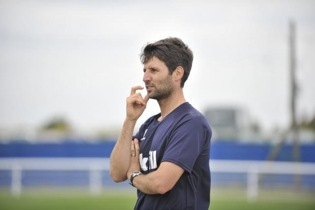 Danny Cowley - hailed under-strength Concord's gutsy win at Bishop's Stortford as one of the best-ever in the club's history