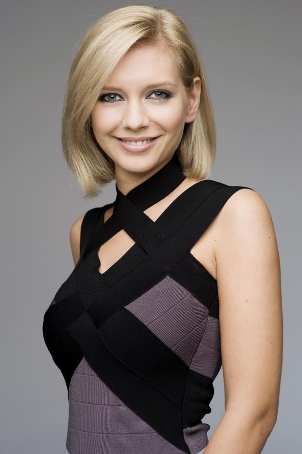 Echo: Rachel Riley is tipped to take over Susanna's breakfast sofa