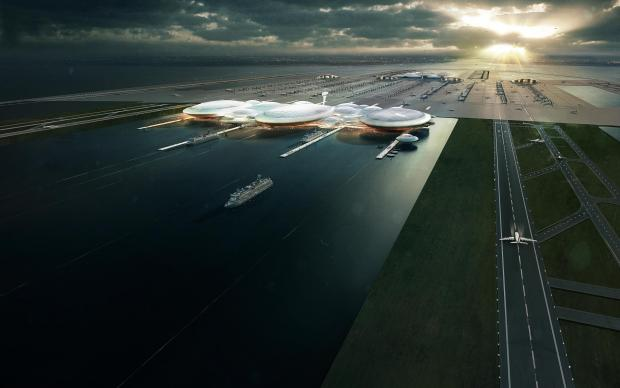 New plans for six-runway Thames Estuary airport to be unveiled