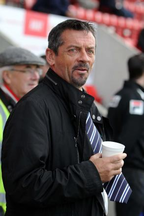 Southend United boss Phil Brown not going to make signings 'for the sake of it'