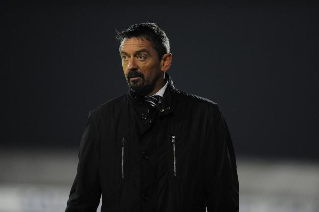 Phil Brown - saw his Southend United side lose at Torquay