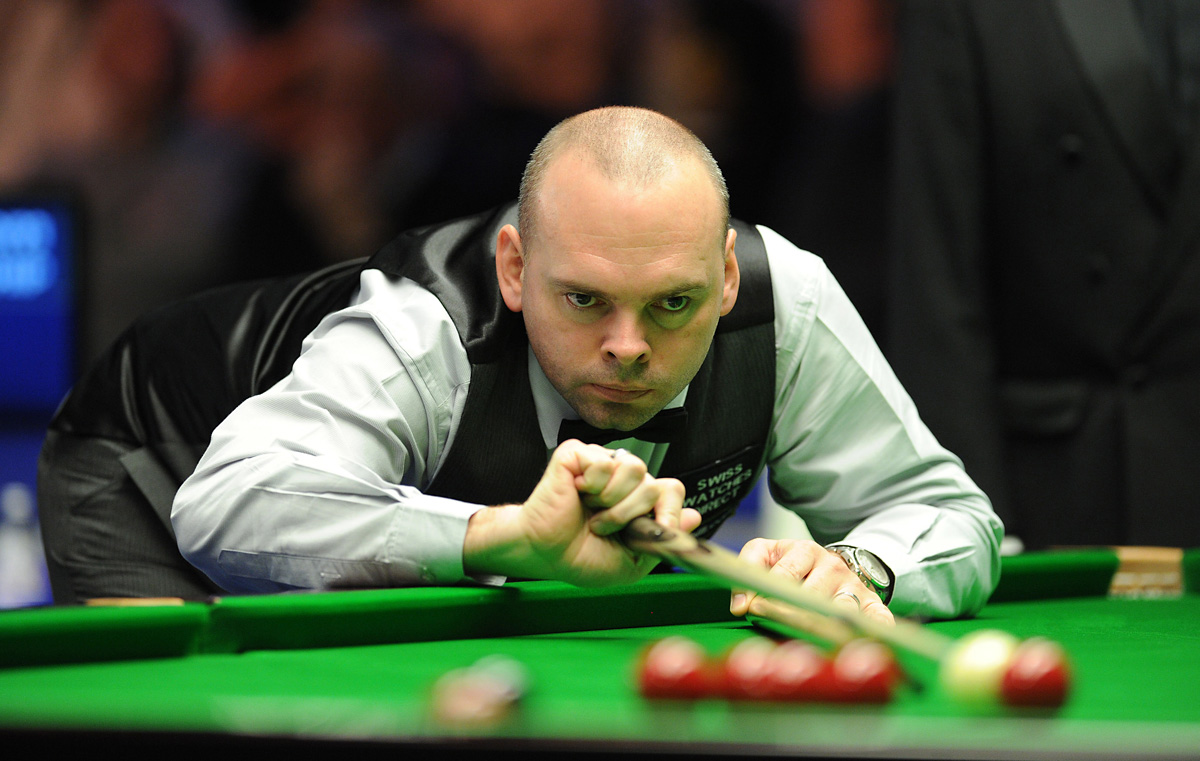Stuart Bingham - will bid to end his Players Championship Grand Final hoodoo