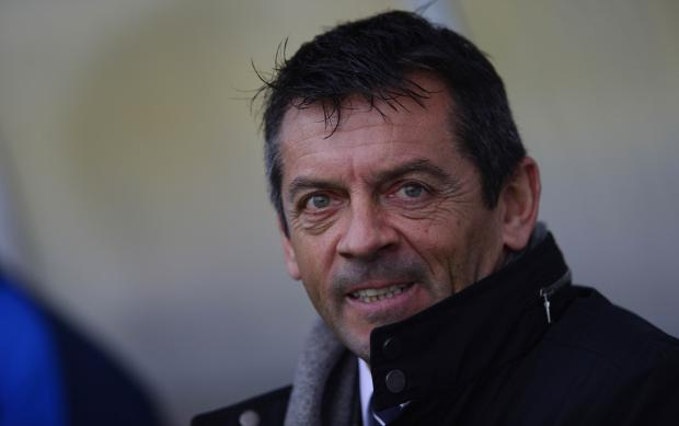Phil Brown - running the rule over former Tottenham Hotspur winger Roman-Michael Percil