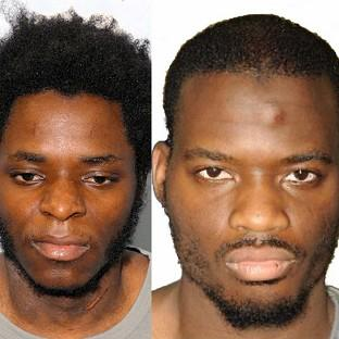 Echo: Michael Adebowale and Michael Adebolajo have been convicted of the murder of Fusilier Lee Rigby