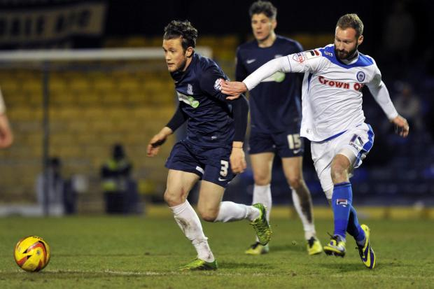 Ben Coker - has signed a new deal at Southend United