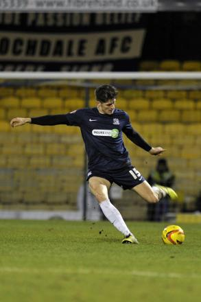 Rob Kiernan - unlikely to come back to Southend United