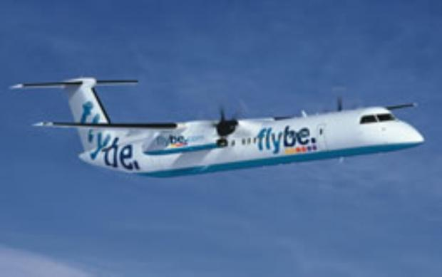 New Flybe route from Southend to Maastricht