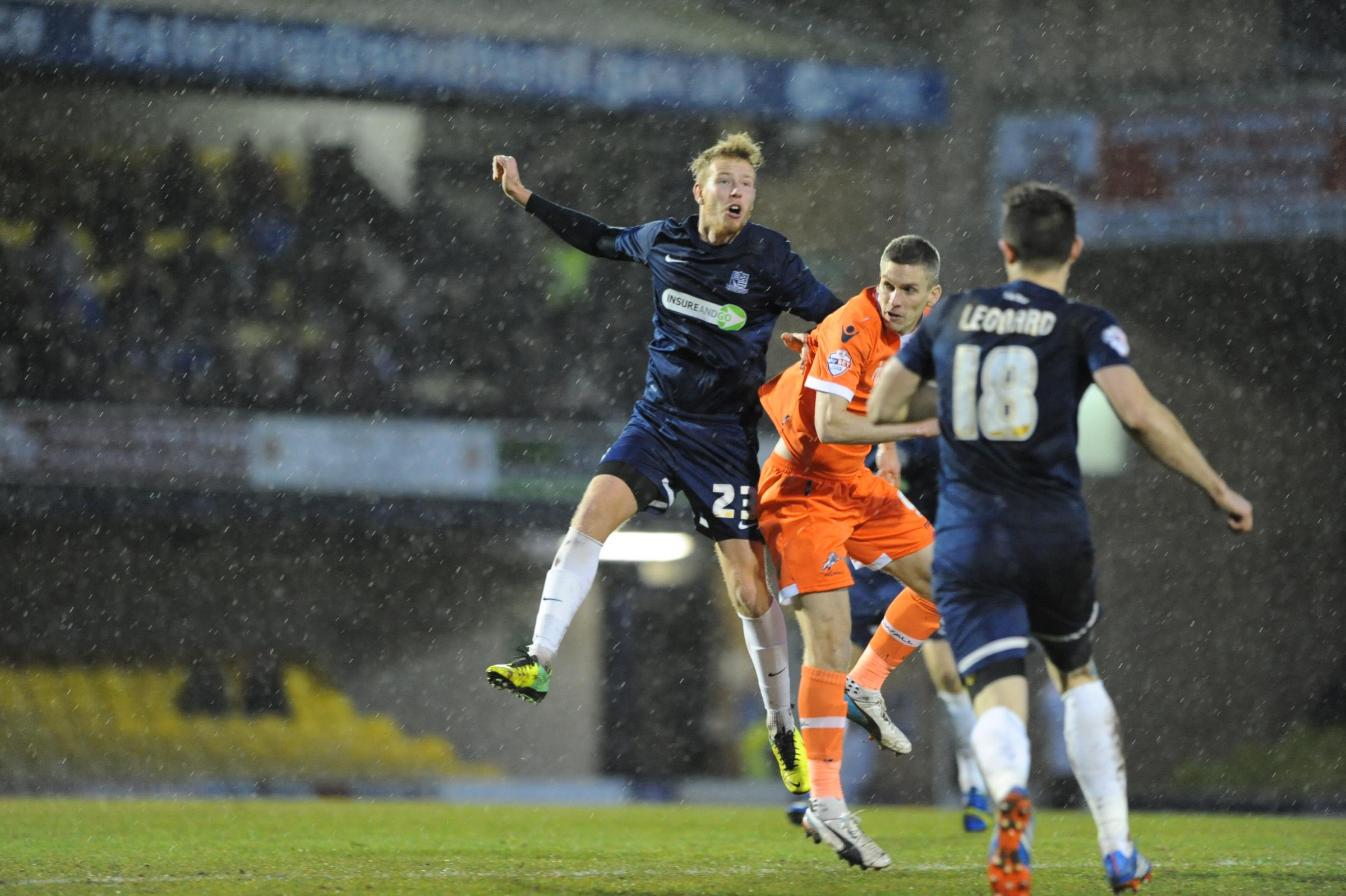 Adam Thompson - completed a permanent switch to Southend United