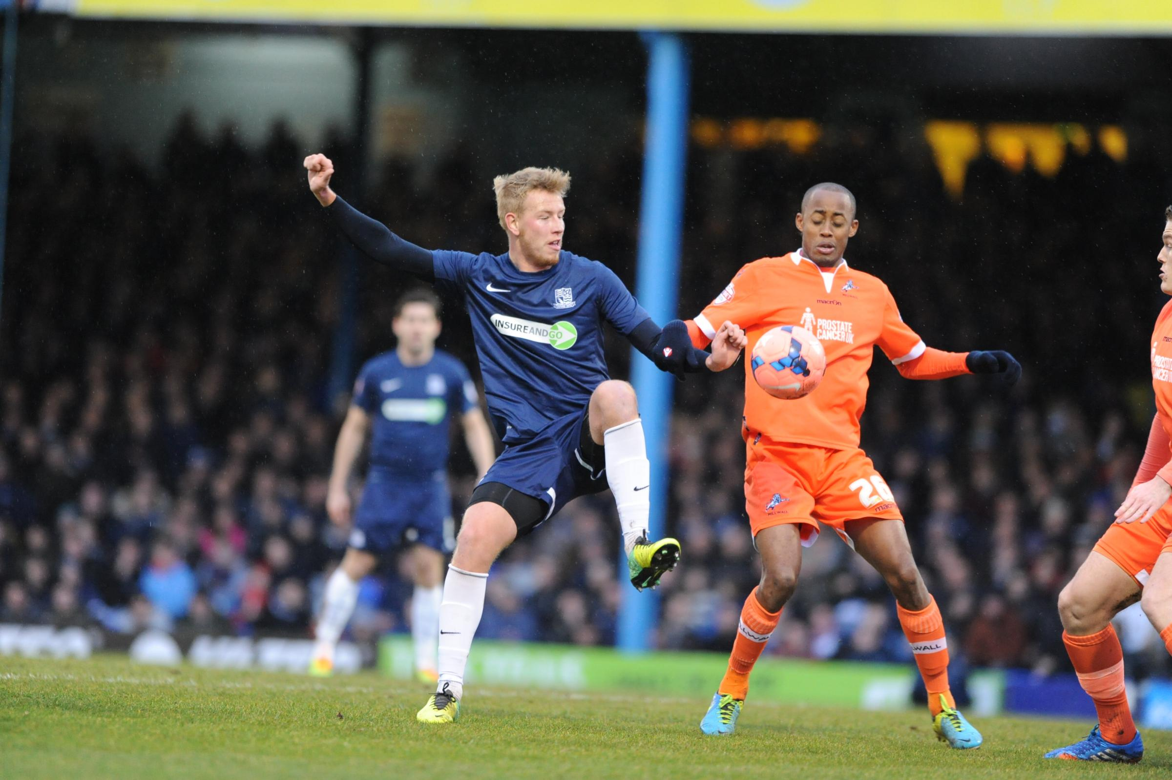 Adam Thompson - pleased to have joined Southend United on a permanent basis