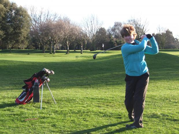 Striking out – new Thorpe Hall ladies captain Jane Pacey
