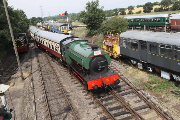 Echo: We've got a year to save Colne Valley Railway