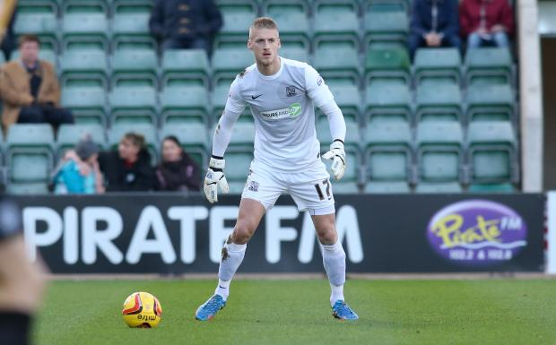 Daniel Bentley - kept another clean sheet for Southend United