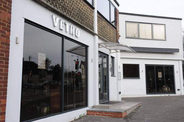 Billericay's Vetro bar to reopen for 'mature' clients
