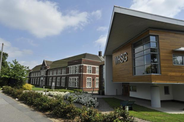 Top ranking - Westcliff High School for Girls came second in the country in their GCSE results