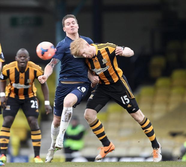 Echo: Barry Corr - fit for Southend United's clash at Mansfield Town this weekend