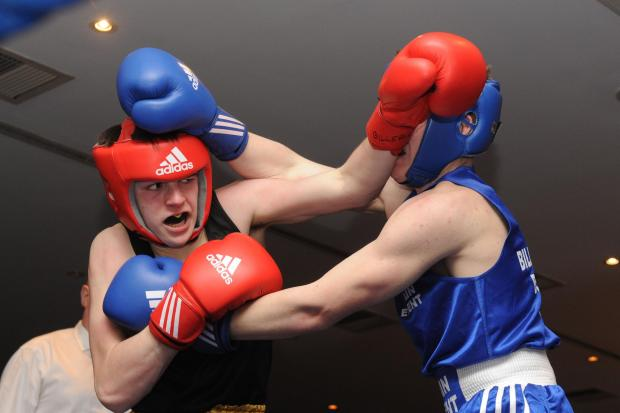 Echo: Today's Echo: Billericay boxing club show pulls in the crowds