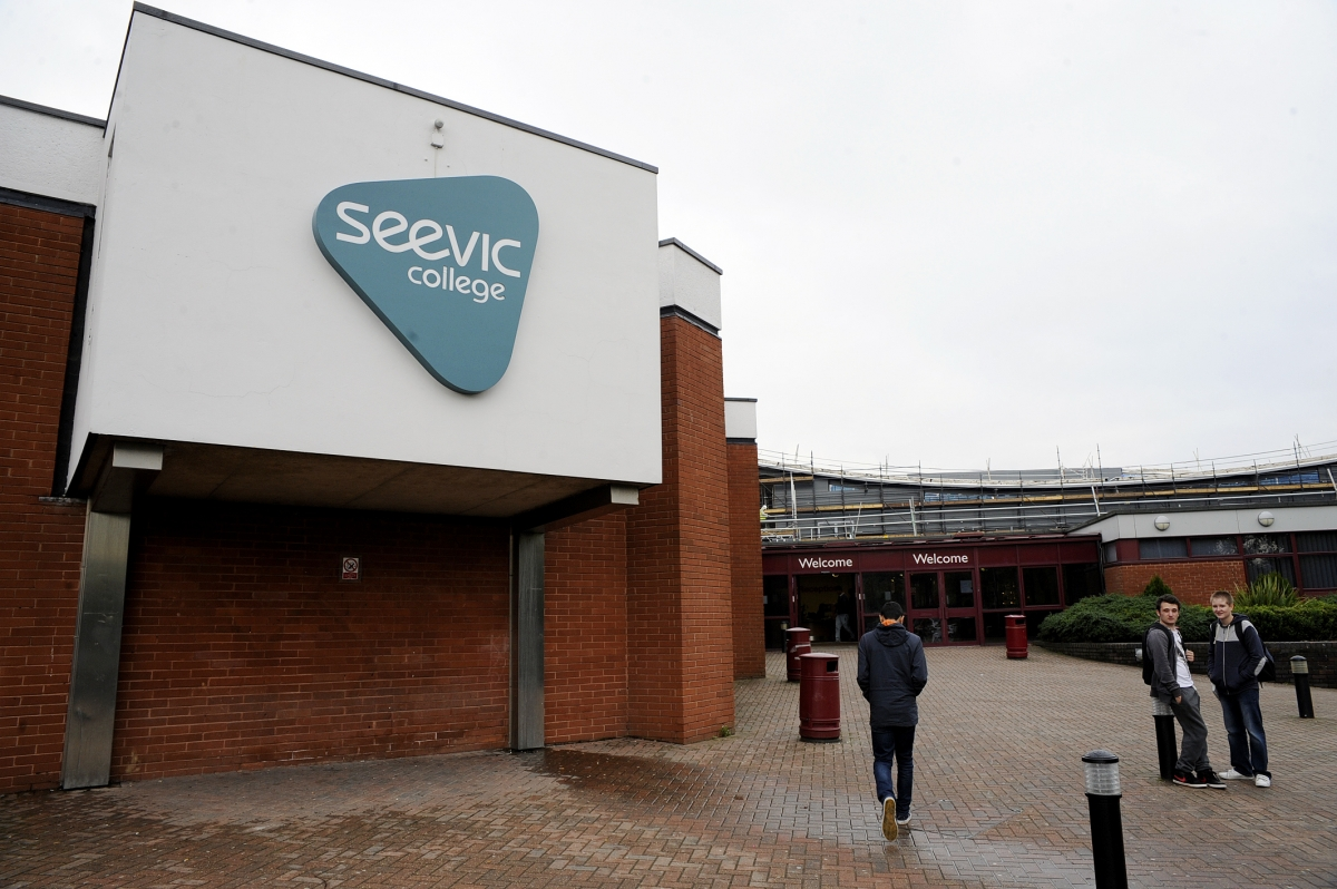 Seevic College, in Benfleet