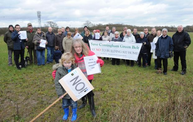 Thousands of residents force debate over massive housing development
