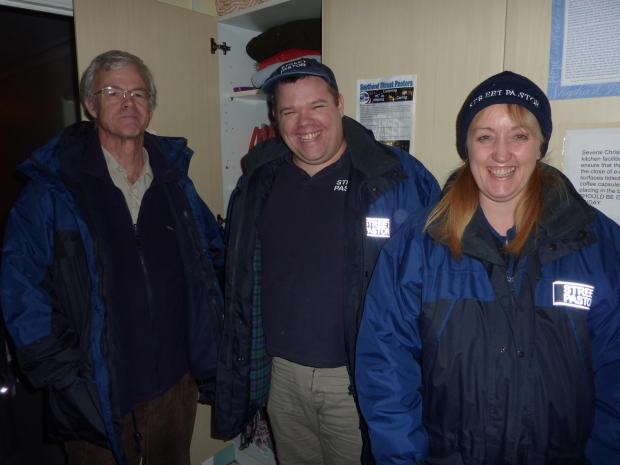 Echo: Meet Southend's guardian angels: Street pastors lend a helping hand