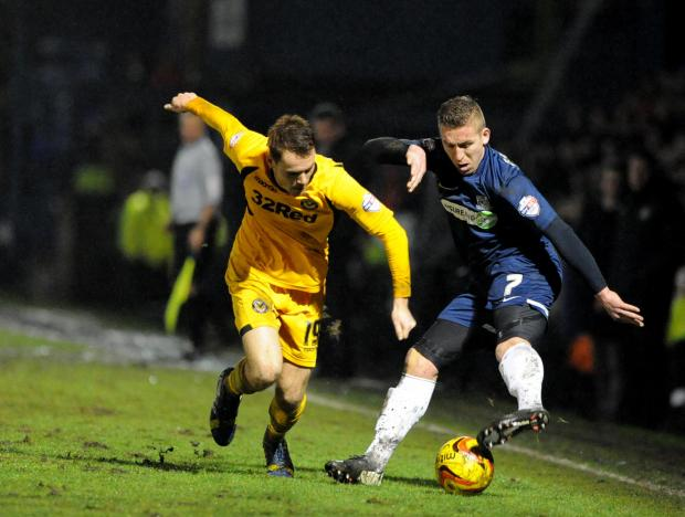 Freddy Eastwood - did well after coming off the bench against Newport County