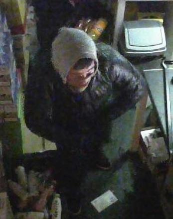 Man wanted over burglaries at McColls, Basildon