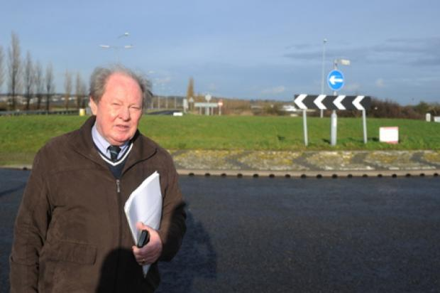 Echo: Hopes Canvey's £18.5m road will go ahead